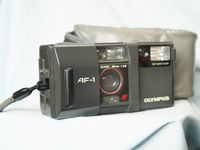 Olympus AF-1 Point And Shoot Quality 35mm Compact Camera c/w Zuiko 35mm 2.8 Lens